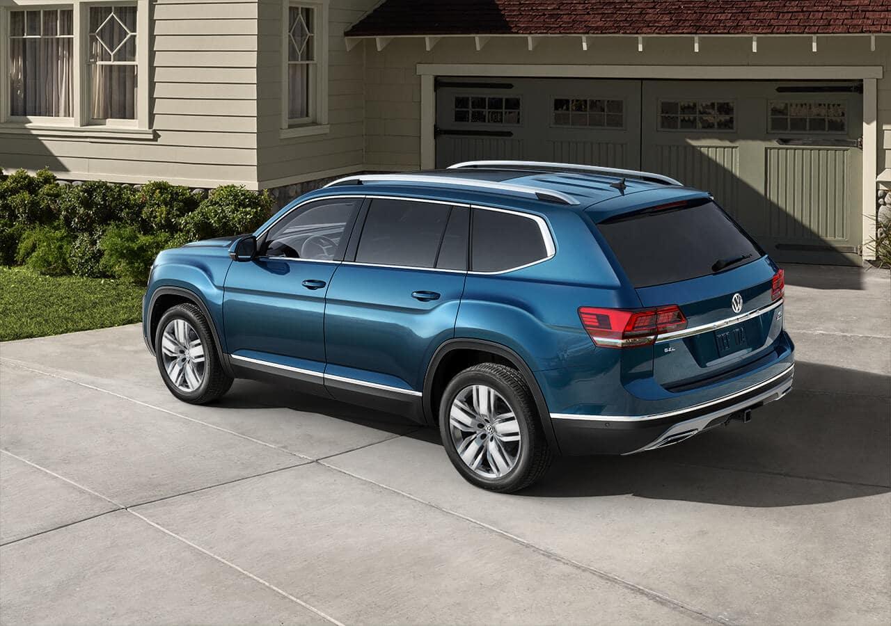 2019 Volkswagen Atlas Financing near Toledo, OH