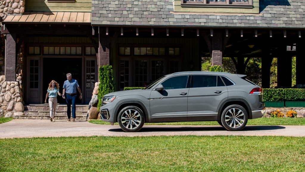 2020 Volkswagen Atlas Cross Sport First Look near Toledo, OH